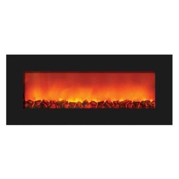 Sierra Flame Zero Clearance Electric Fireplace