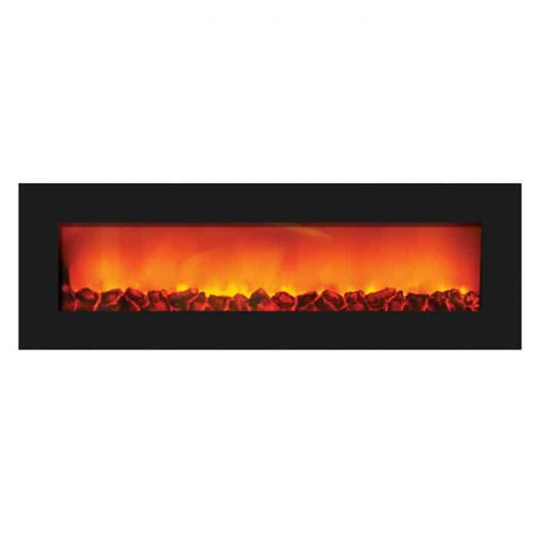 Sierra Flame Zero Clearance Electric Fireplace