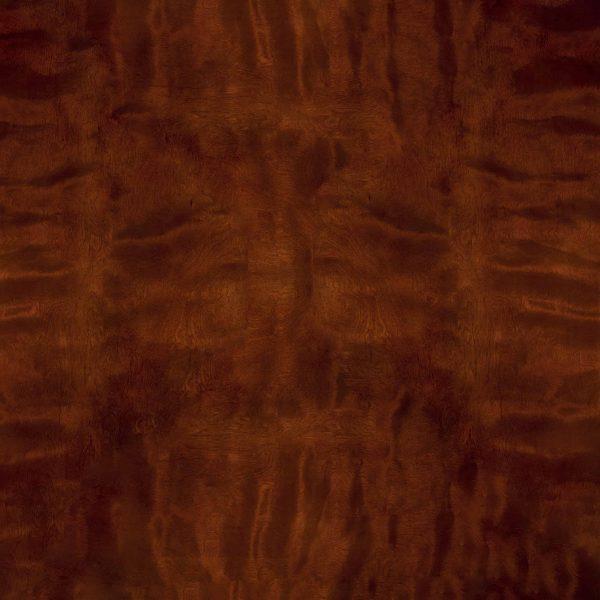 Silverado Smart Corner Fireplace w/ Storage – Brown Mahogany 9