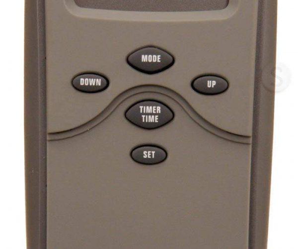 Skytech 3301 Timer/Thermostat Fireplace Remote Control 3