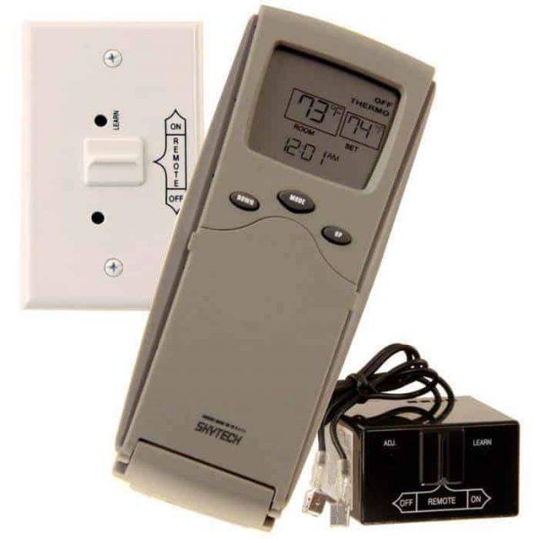 Skytech 3301 Timer/Thermostat Fireplace Remote Control