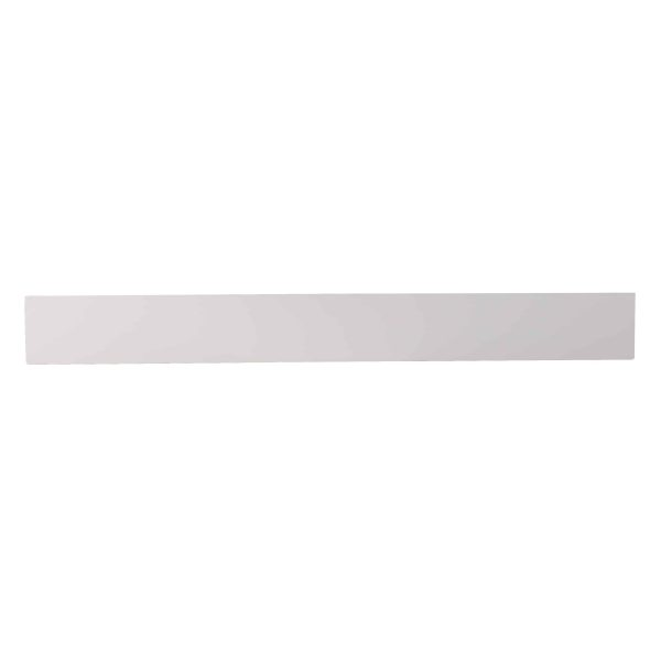 Southern Enterprises Accar Fireplace Mantel Shelf, Traditional Style, White 12