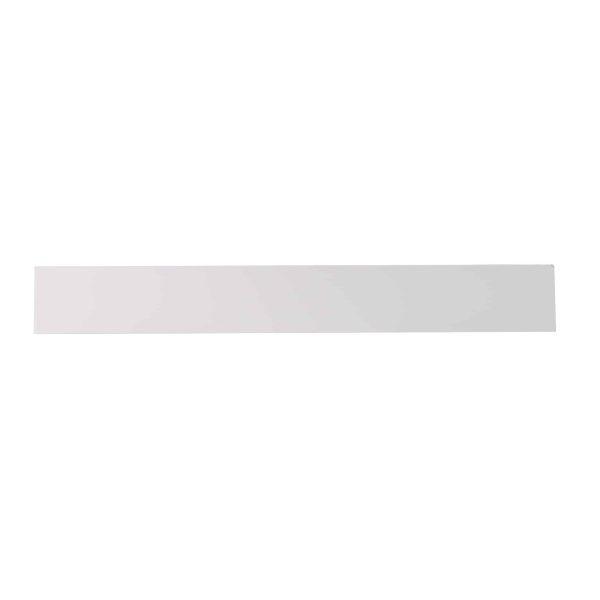 Southern Enterprises Afflo Floating Mantel/Wall Shelf, Traditional Style, White 9