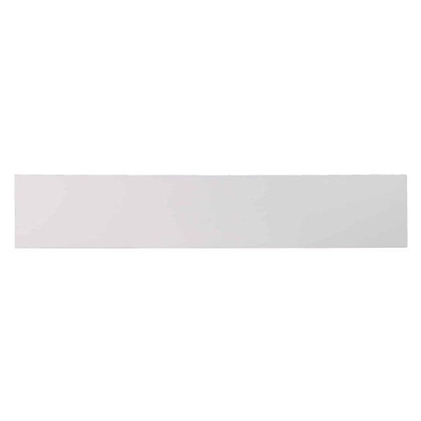 Southern Enterprises Arriflair Floating Mantel/Wall Shelf, Traditional Style, White 12