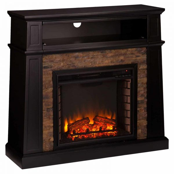 Southern Enterprises Crestwick Electric Fireplace 2