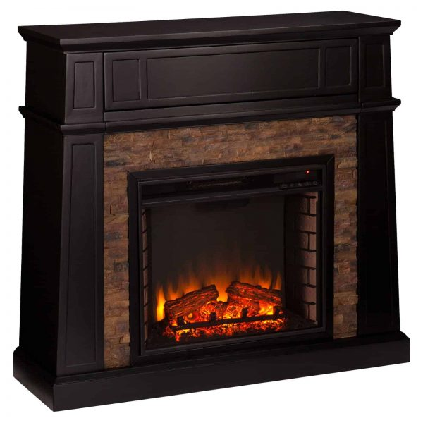 Southern Enterprises Crestwick Electric Fireplace 7