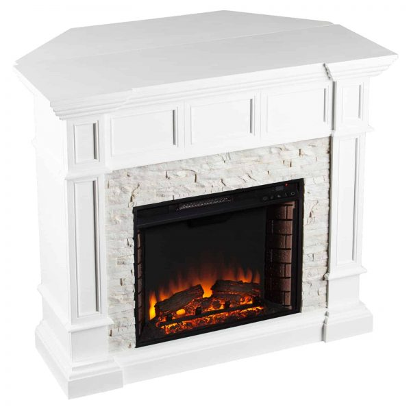 Southern Enterprises Merrimack Electric Fireplace 2