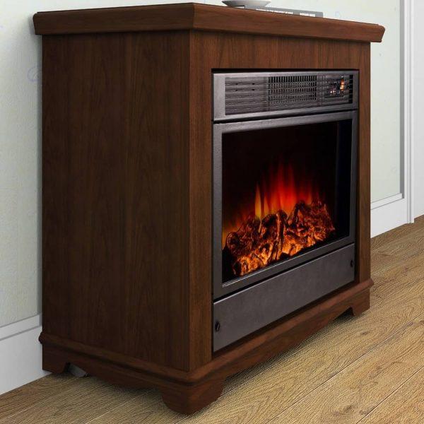 Sparta electric fireplace 3