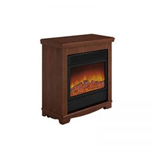 Sparta electric fireplace