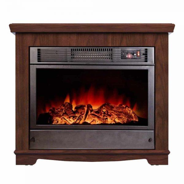 Sparta electric fireplace 4