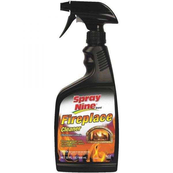 Spray Nine Fireplace & Stove Cleaner