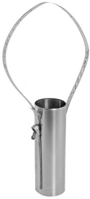 """Stainless Steel Ventinox VG Universal Take Off - 5"""""""