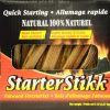 Starterstikk 4152500153 5 lbs Fatwood Firestarter 4