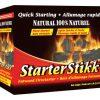 Starterstikk 4152500153 5 lbs Fatwood Firestarter
