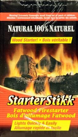 Starterstikk 4152500153 5 lbs Fatwood Firestarter 2