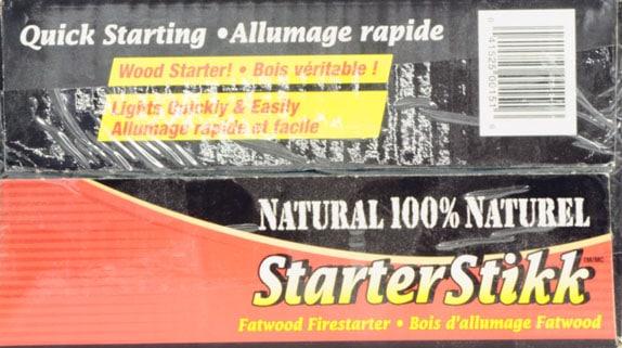 Starterstikk 4152500153 5 lbs Fatwood Firestarter 3