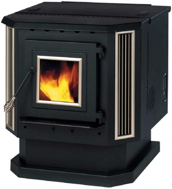 Summers Heat 55-SHP22 Pellet Stove 2