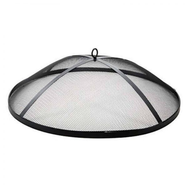 Sun Joe SJFP30-B Fire Pit Mesh Screen/Spark Guard | 26 inch 1