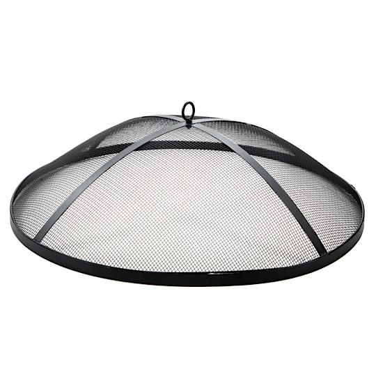 Sun Joe SJFP30-B Fire Pit Mesh Screen/Spark Guard | 26 inch