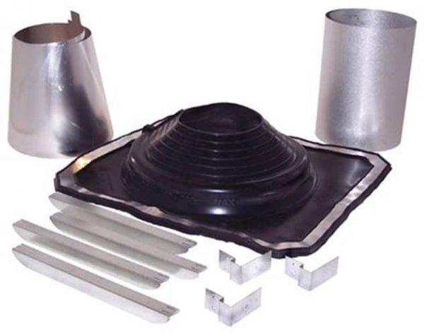 SuperPro 200275 Universal Rubber Boot Flashing Kit 1