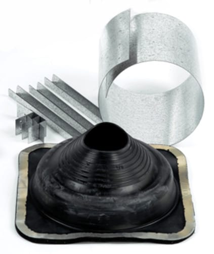 SuperPro 200275 Universal Rubber Boot Flashing Kit