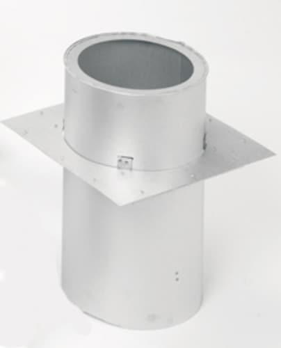 "SuperPro JSC6FRS 6"" Galvalume Firestop Radiation Shield"
