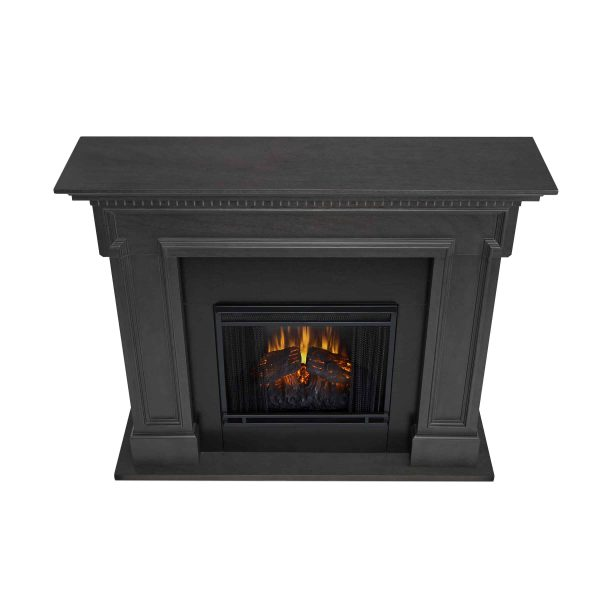 Thayer Electric Fireplace Gray by Real Flame 3