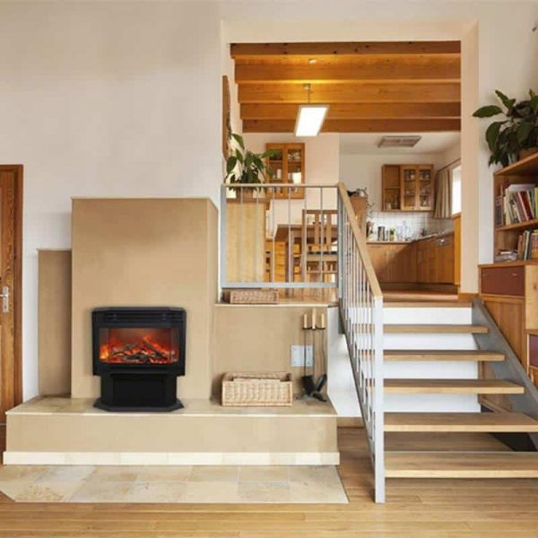 The Free Stand FS 26 922 Electric Fireplace 1