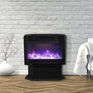 The Free Stand FS 26 922 Electric Fireplace