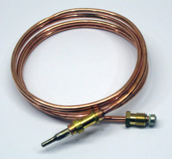 """Thermocouple Metric Thread 39"""" ODS Vent Free Heaters Gas Log Fireplace 181975 1"""