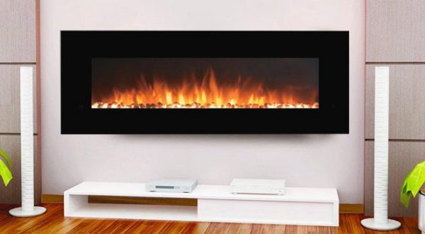 Touchstone OnyxXL Wall Mounted Electric Fireplace 2