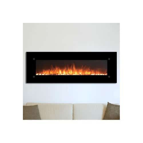 Touchstone OnyxXL Wall Mounted Electric Fireplace
