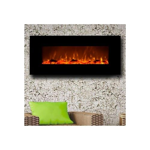 Touchstone Wall Mount Electric Fireplace 1