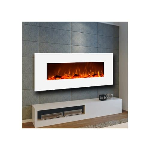Touchstone Wall Mount Electric Fireplace