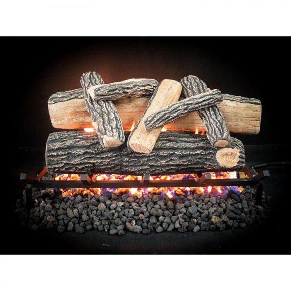 Tretco Compete Richmond Gas Log Kit 1
