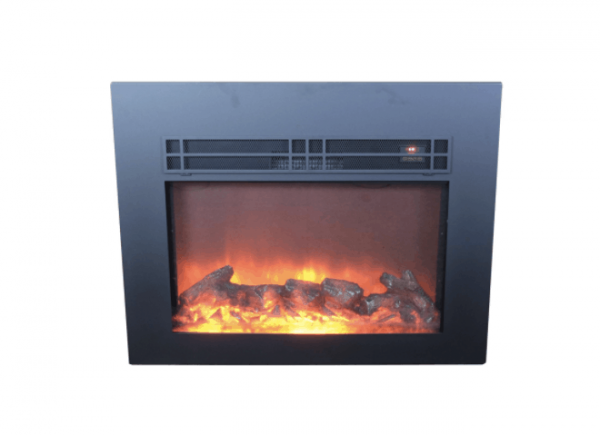 True Flame electric fireplace insert 4