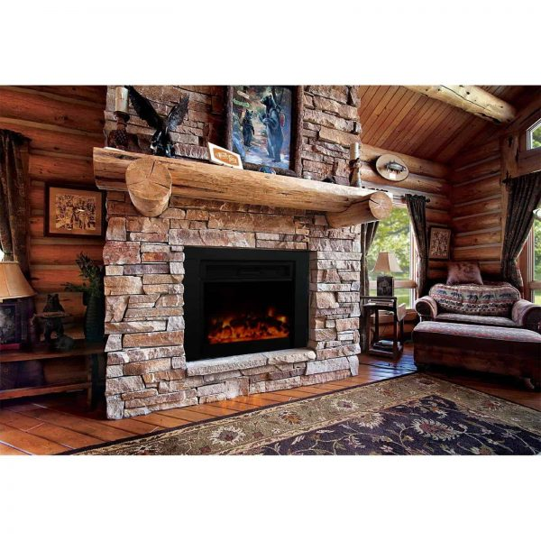 UPLIFTER ELECTRIC FIREPLACE INSERT 2