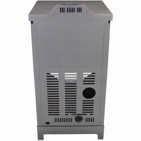 US Stove 2200 Sq. Ft. EPA Certified Pellet Stove With 60 lb Hopper 2