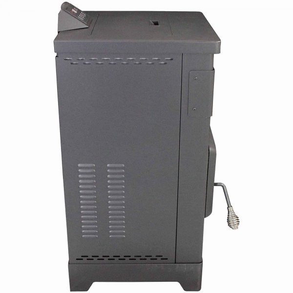 US Stove 2200 Sq. Ft. EPA Certified Pellet Stove With 60 lb Hopper 4
