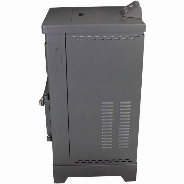 US Stove 2200 Sq. Ft. EPA Certified Pellet Stove With 60 lb Hopper 6