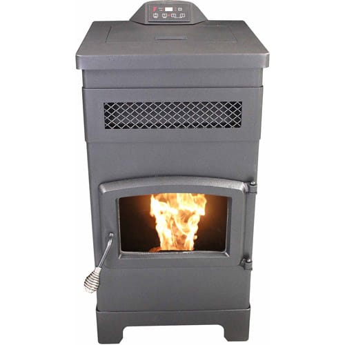US Stove 2200 Sq. Ft. EPA Certified Pellet Stove With 60 lb Hopper