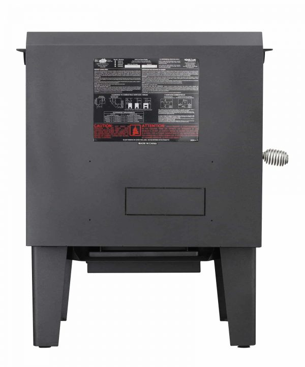 US Stove Defender with Blower and Ash Drawer 6