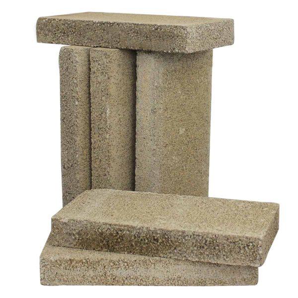 US Stove FireBrick 4.5 x 9 x 1.25 Inch Wood Stove Ceramic Fire Bricks (24 Brick) 3