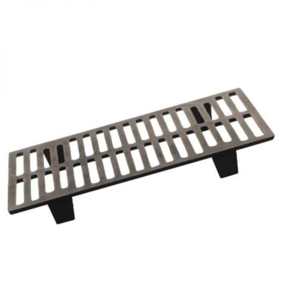 US Stove G42 Large Cast Iron Grate for Logwood