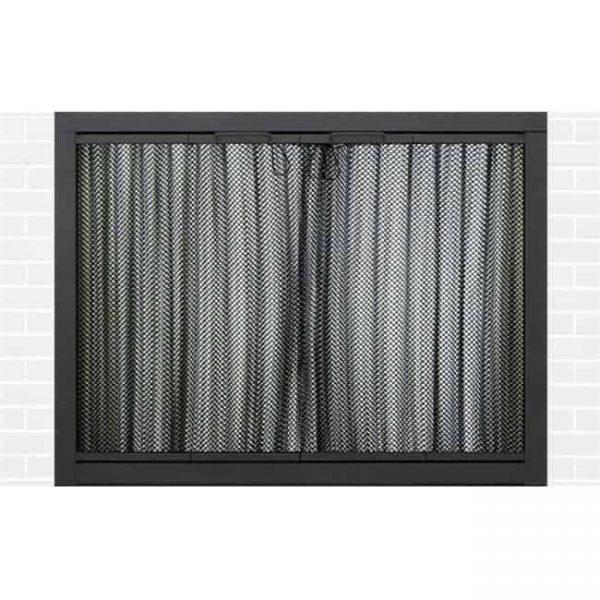 Ultraview Fireplace Doors