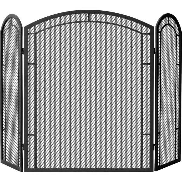 Uniflame 3-Panel Arch Top Craftsman