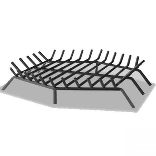 Uniflame C-1552 36 Inch Bar Grate - Hex Shape