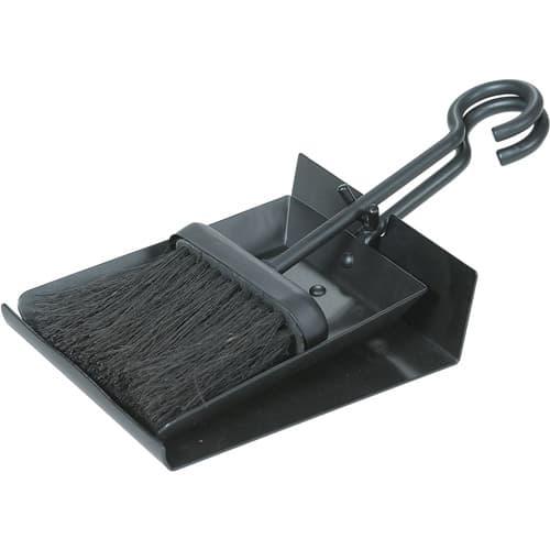 Uniflame Fireplace Shovel and Brush Set