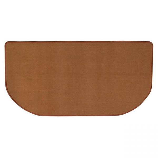 Uniflame Nylon Hearth Rug - Solid