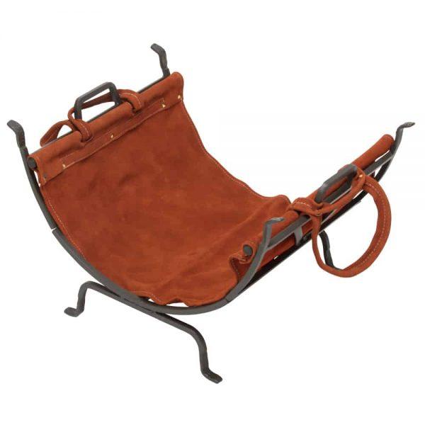 Uniflame Olde World Iron Log Holder 1
